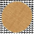 Thankful - Burlap Circle