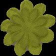 Thankful - Green Flower