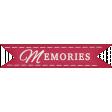 Thankful - Memories Tag