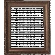 Vintage - November Blogtrain Wooden Frame