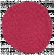 Thankful - Pinkish Red Burlap