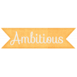 Simple Pleasures - Ambitious Tag