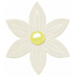 Simple Pleasures - Whitish Flower