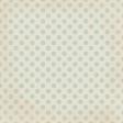 Sweet Valentine - Big Blue Polka Dots Paper