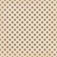 Sweet Valentine - Big Brown Polka Dots Paper