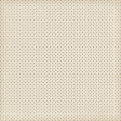 Sweet Valentine - Small Brown Polka Dots Paper