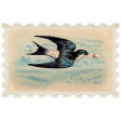 Sweet Valentine - Bird stamp
