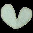 Sweet Valentine Elements  - Blue Heart