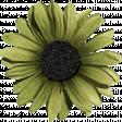 Sweet Valentine Elements  - Green Flower