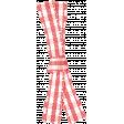 Sweet Valentine - Pink Gingham Ribbon