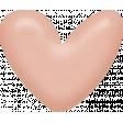 Sweet Valentine - Pink Heart Brad