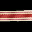Sweet Valentine Elements  - Striped Red Ribbon