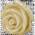 Sweet Valentine Elements  - Tan Rosebud