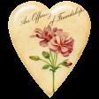 Sweet Valentine Elements Kit - Vintage Rose Flair