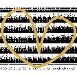 Sweet Valentine Elements Kit - Yellow Heart Doodle
