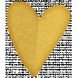 Sweet Valentine Elements Kit - Yellow Heart
