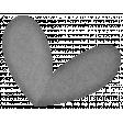 Paper Heart Template #03
