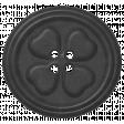 Oh Lucky Day - Black Clover Button