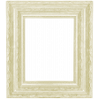 Country Wedding - White Wooden Frame