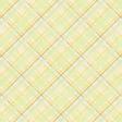 Sunshine And Lemons - Diagonal Criss Crossed Paper