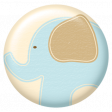 Oh Baby, Baby - Blue Elephant Flair
