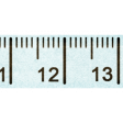 Oh Baby, Baby - Blue Measuring Trim