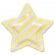 Oh Baby, Baby - Yellow Striped Star