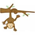 Oh Baby, Baby - Monkey Hanging On A Limb