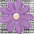 Forever Friends Mini Kit - Purple Flower