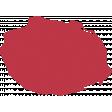 Space Explorer - Nebula Stamp - Red