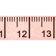 Oh Baby, Baby - Pink Measuring Trim