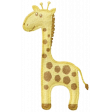 Oh Baby, Baby - Puffy Felt Giraffe