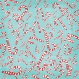 Christmas In July - Candy Cane Paper