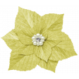Christmas In July - CB - Green Flower02