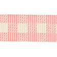 Christmas In July - CB - Pink Gingham Ribbon
