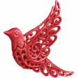 Christmas In July - CB - Red Bird Ornament