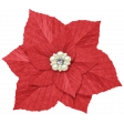 Christmas In July - CB - Red Flower