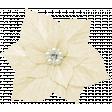 Christmas In July - White Flower