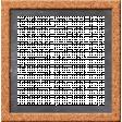 School Fun - Chalkboard Frame