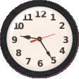 School Fun - Clock