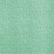 School Fun - Teal Alphabet Paper
