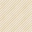 Garden Party - Tan Diagonal Stripe Paper