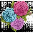 Garden Party - Vintage Flowers