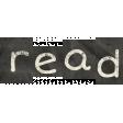 School Fun - Word Art - Read