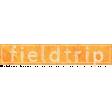 School Fun - Word Art Sticker - Field Trip