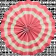 At The Fair - September 2014 Blog Train - Accordian Flower - Pink