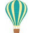 Summer Daydreams - Hot Air Ballon