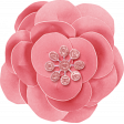 Summer Daydreams - Pink Paper Flower
