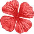 Summer Daydreams - Red Craft Flower