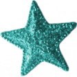 Summer Daydreams - Star - Teal